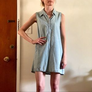 Rag & Bone Denim Dress